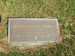 Robert B Moseley