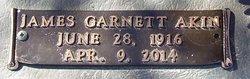 James Garnett Akin