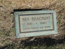 Ben Bradbury