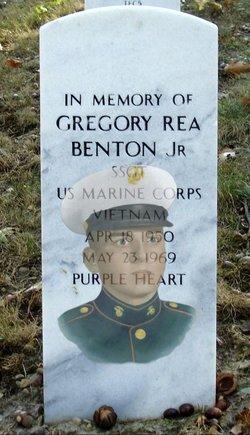 Gregory Rea Benton, Jr
