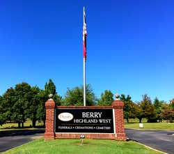 Berry Highland West Memorial Park