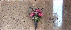 Geneva H <i>Miller</i> Meyer
