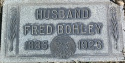 Frederick A. Bohley