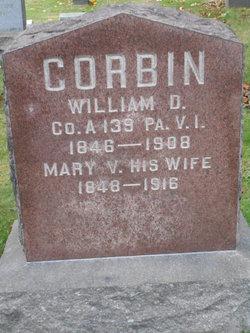 William D Corbin