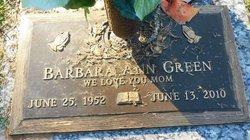 Barbara Babo Green