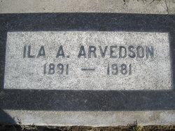 Ila Arl <i>Shellhammer</i> Arvedson