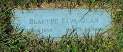 Blanche Elva <i>Rowand</i> Dean