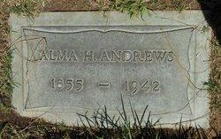Alma <i>Stevens</i> Andrews