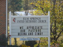 Elm Springs United Methodist Church Cemetery