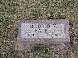 Mildred Virginia <i>Tracey</i> Bates
