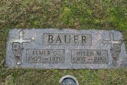 Elmer G. Bauer