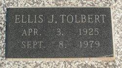 Ellis James Tolbert