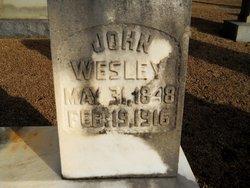 John Wesley McLaurin