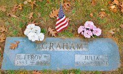 Leroy W Roy Graham