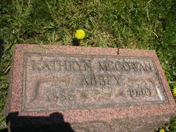 Kathryn Fay <i>McGowan</i> Abbey