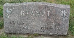 Alvina Sophia. <i>Heesch</i> Brandt