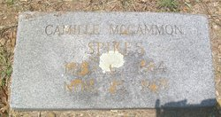 Camille <i>McCammon</i> Spikes