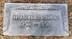 Elizabeth <i>Johnson</i> Brazelton