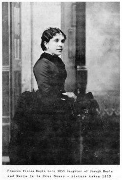 Frances Theresa Fanny <i>Doyle</i> Berry