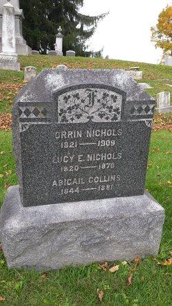 Lucy E <i>Powell</i> Nichols