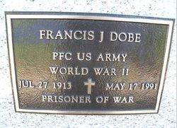 Francis J Dobe