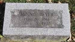 Minnia <i>Louden</i> Beyer