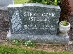 Ellen B <i>McElligott</i> Strzelczyk