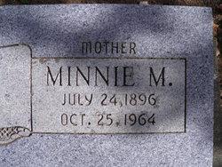 Minnie M. Buscombe