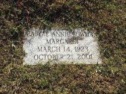 Margie Annie Margaret Bowman