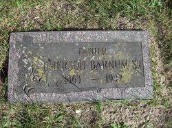 Emerson Barnum, Sr