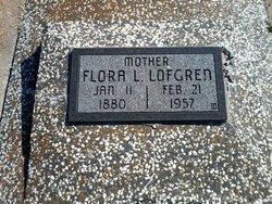 Flora Leona <i>Davis</i> Lofgren