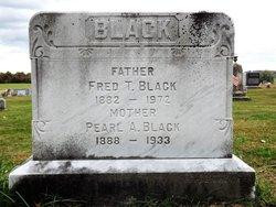 Pearl A. <i>Dorsey</i> Black
