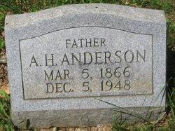 A. H. Anderson