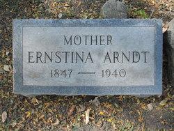 Ernestina M <i>Koepke</i> Arndt