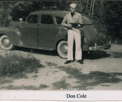 Don Clinton Cole