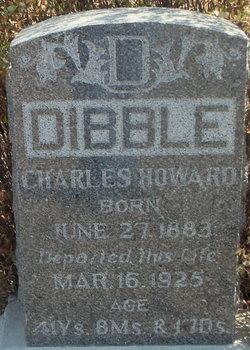 Charles Howard Dibble