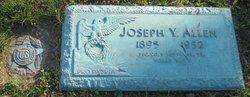 Joseph Y Allen
