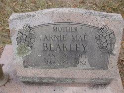 Arnie Mae Blakley