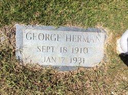 George Herman Oliver