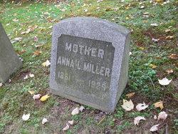 Mrs Anna L Miller