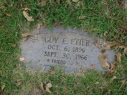 Guy Edgar Etier