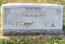 Allie May <i>Todd</i> Harr