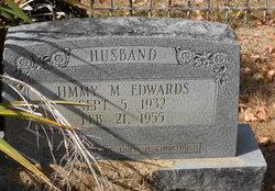 Jimmy M. Edwards