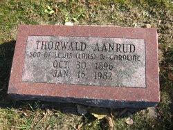 Thorwald Lewis Aanrud