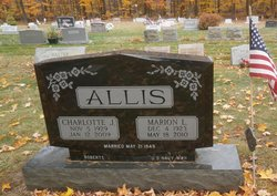 Charlotte J. <i>Roberts</i> Allis