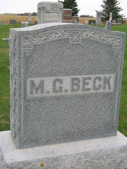 Michael George Beck