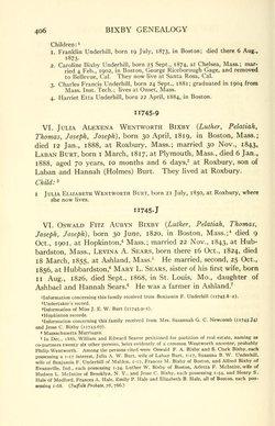 Oswald Fitz Aubyn Bixby