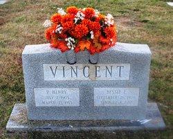 Bessie E. Vincent