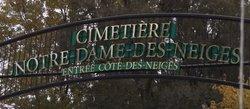 Notre-Dame-des-Neiges Cemetery