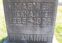Mary Elizabeth Burkhammer